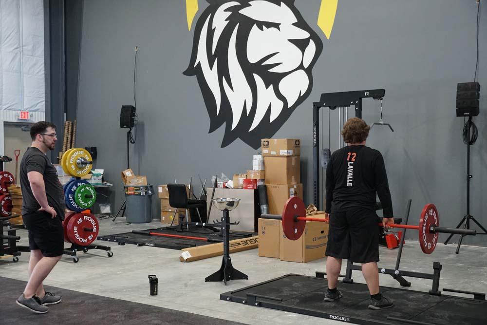 Gym Life | Lion's Fitness